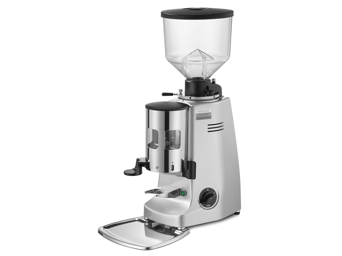 Mazzer Major 手撥磨豆機